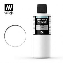 VALLEJO PRIMER: WHITE...