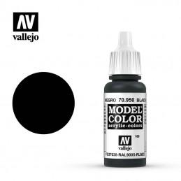 VALLEJO: BLACK (17ML)
