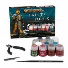 AOS PAINTS+TOOLS...