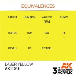 AK11048 LASER YELLOW –...