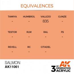 AK11061 SALMON – STANDARD