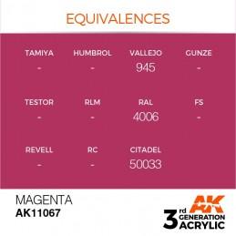 AK11067 MAGENTA – STANDARD