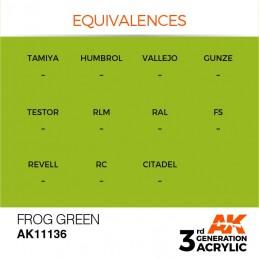 AK11141 LIGHT GREEN – STANDARD