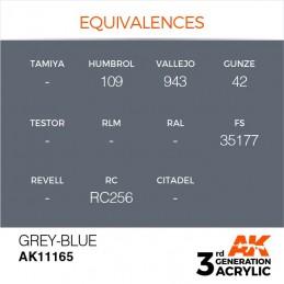AK11165 GREY-BLUE – STANDARD