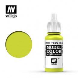 VALLEJO MODEL COLOR: YELLOW...