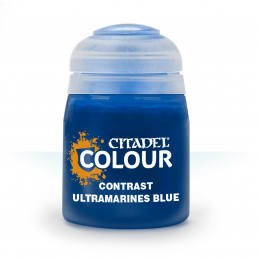 CONTRAST: ULTRAMARINES BLUE...