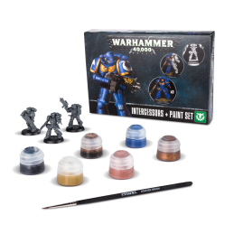 SPACE MARINES INT PAINT...