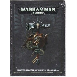 WARHAMMER 40000 RULEBOOK...